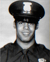 Police Officer Mark Radden   Detroit Police Department, Michigan