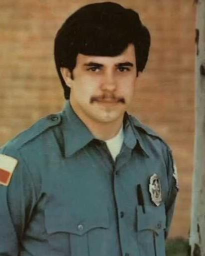 Patrolman George William Raffield, Jr | Midlothian Police Department, Texas