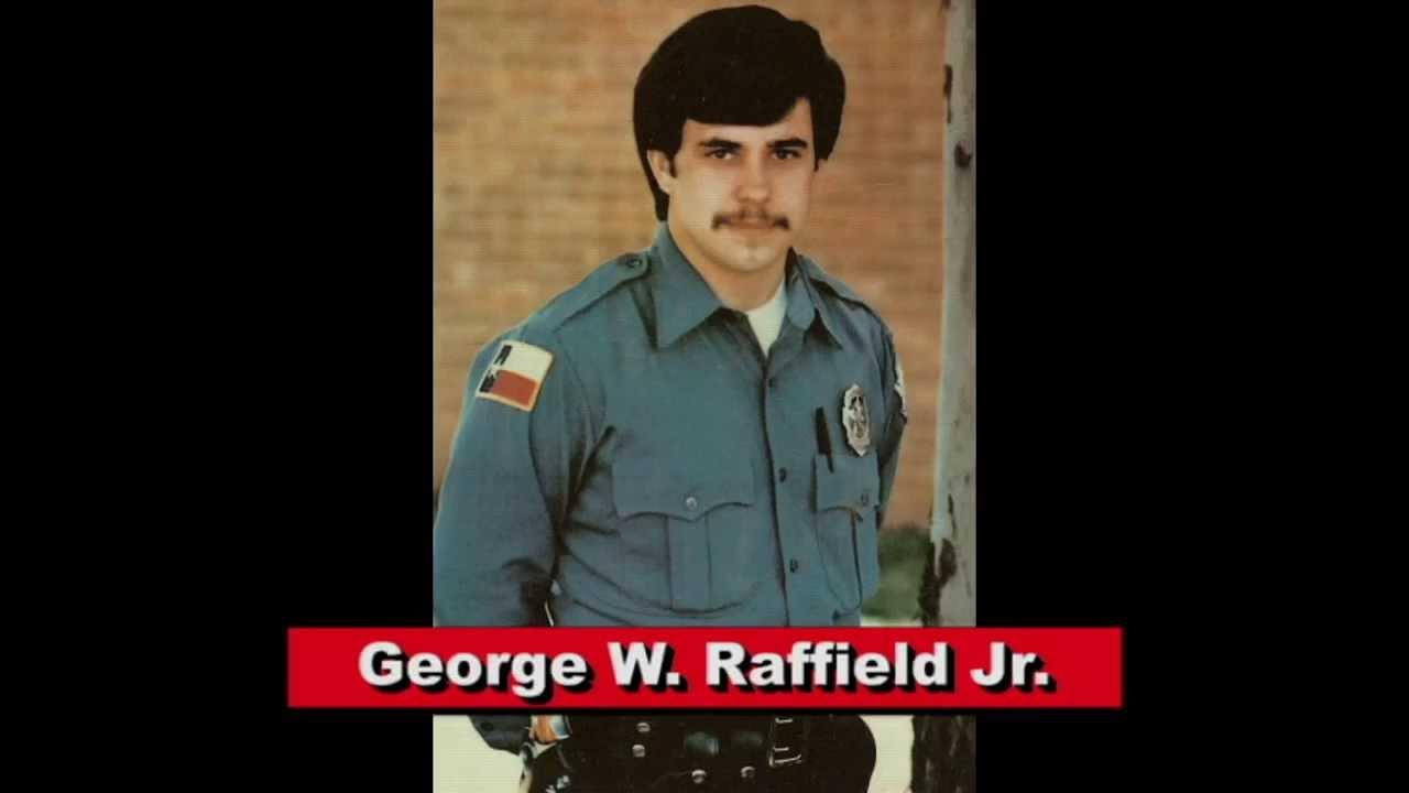 Patrolman George William Raffield, Jr   Midlothian Police Department, Texas
