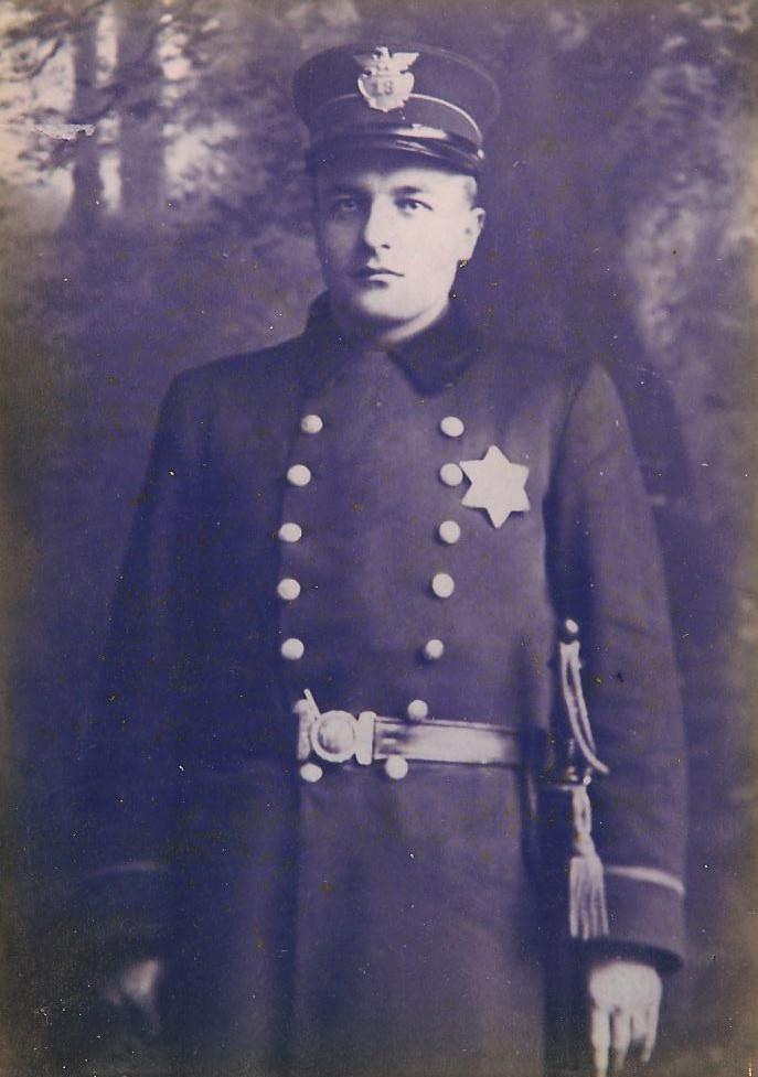 Patrolman Charles Rajchinetz   East Chicago Police Department, Indiana