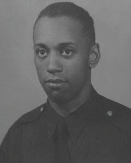 Patrolman Harold K. Randolph | New York City Police Department, New York