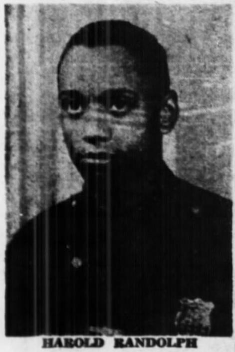 Patrolman Harold K. Randolph | New York City Police Department, New York