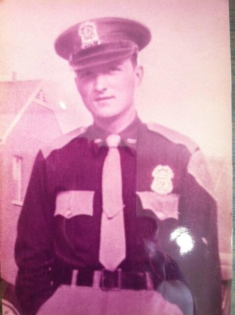 Patrolman Jack William Rainier, Sr.   Henderson Police Department, Kentucky