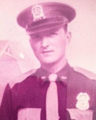 Patrolman Jack William Rainier, Sr. | Henderson Police Department, Kentucky