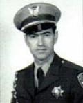 Officer George W. Redding | California Highway Patrol, California