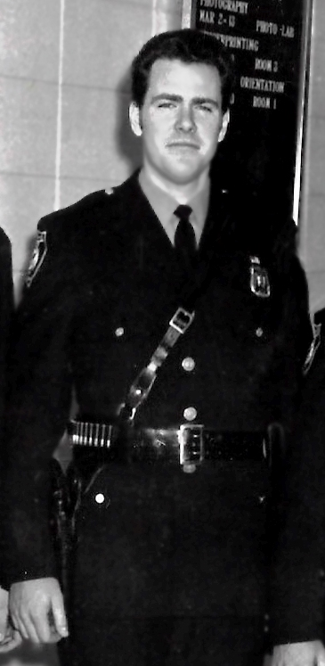 Patrolman George Rennie | Secaucus Police Department, New Jersey