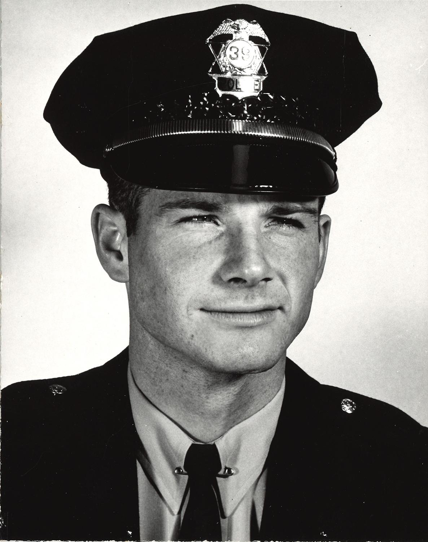 Police Officer William L. Rickabaugh | Santa Clara Police Department, California