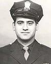 Patrolman Louis P. Rienzo   New Haven Police Department, Connecticut