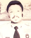 Sergeant Earl Lucien Alfred   Slidell Police Department, Louisiana