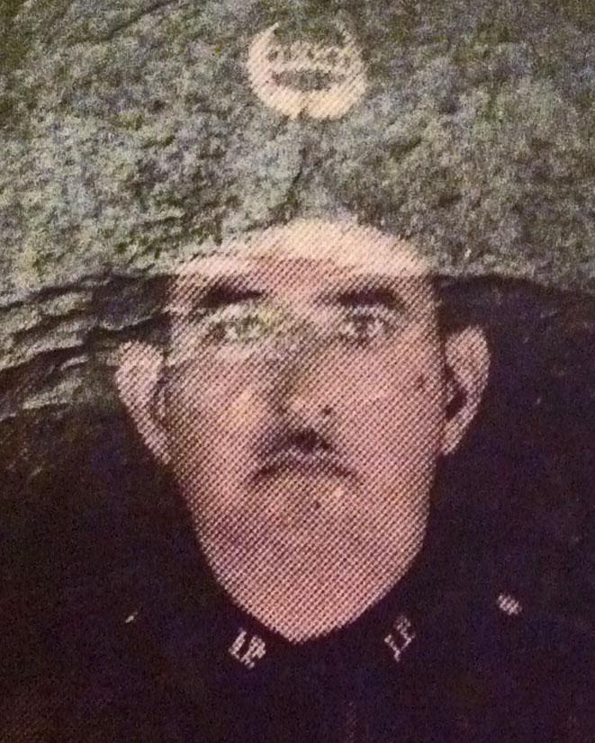 Policeman Fidel Rivera-Mayol | Puerto Rico Police Department, Puerto Rico