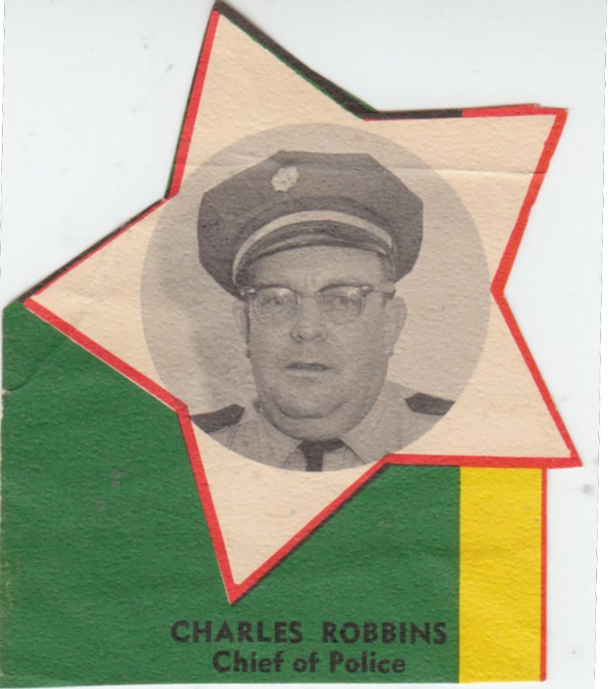Patrolman Charles L. Robbins | Berryville Police Department, Arkansas