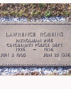 Patrolman Lawrence Robbins | Cincinnati Police Department, Ohio