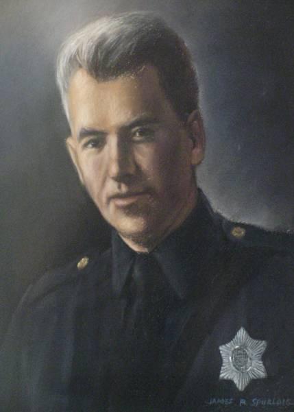 Detective John Rush Roberts   Dallas Police Department, Texas