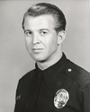 Police Officer Charles R. Rogers | Los Angeles Police Department, California