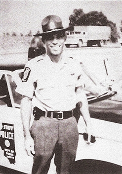 Trooper Warren L. Allen | Illinois State Police, Illinois