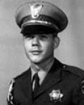 Officer George M. Alleyn | California Highway Patrol, California