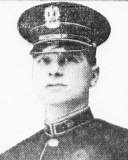 Policeman Frank A. Sankey | Philadelphia Police Department, Pennsylvania