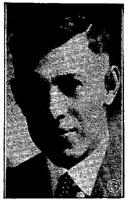 Captain Frederick William Sauer | Burlington Police Department, Iowa