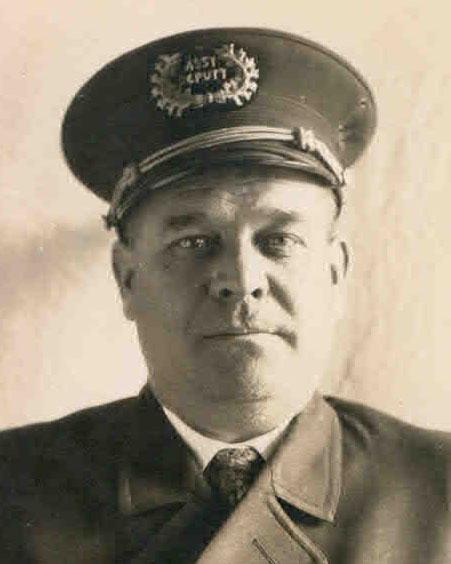 Captain George A.