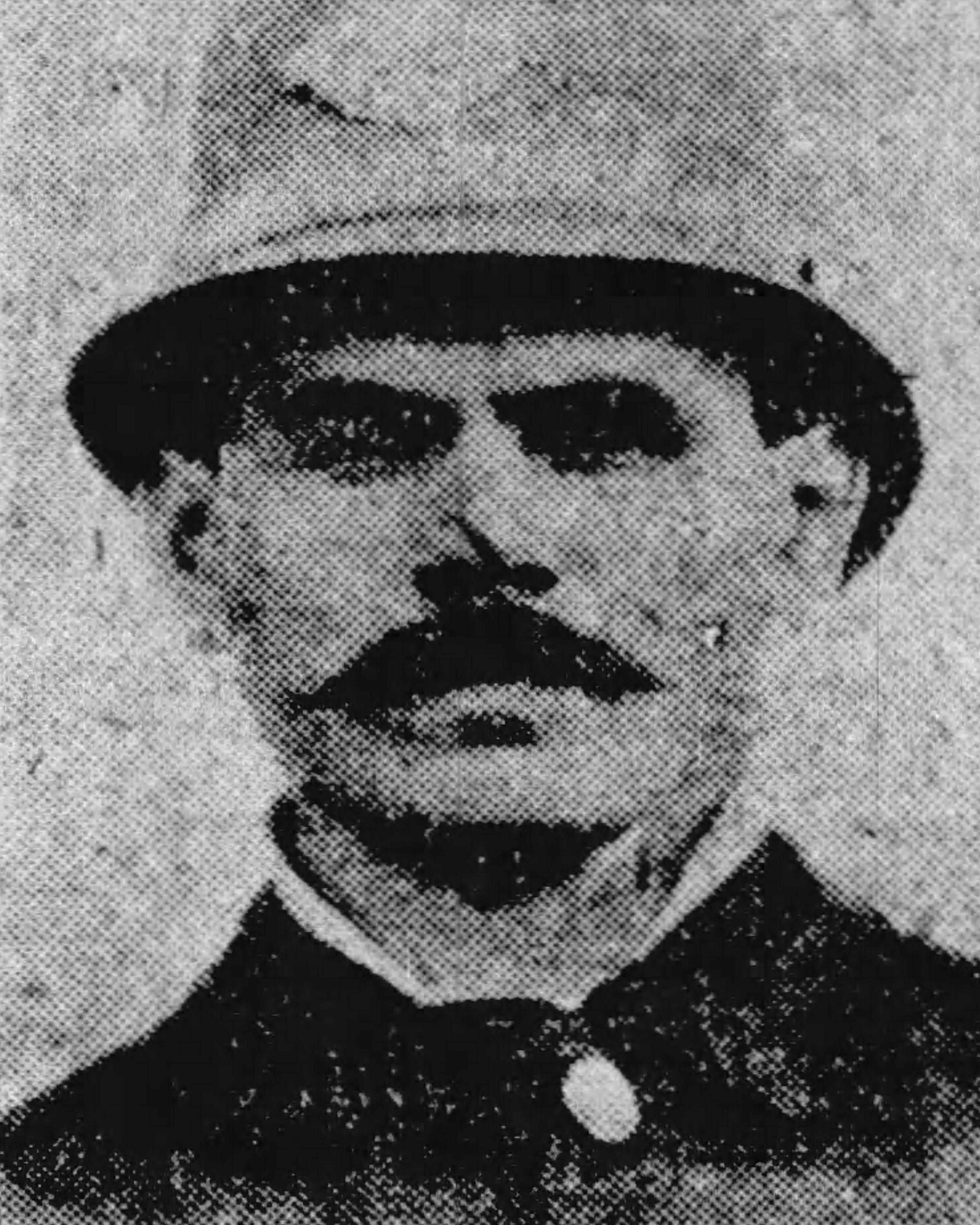 Patrolman Charles E. Schaeffer | Buffalo Police Department, New York