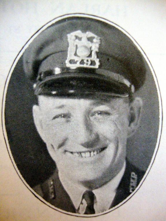 Sergeant Rupert L. Shepherd | Des Moines Police Department, Iowa