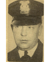 Police Officer John R. Sheridan | Detroit Police Department, Michigan