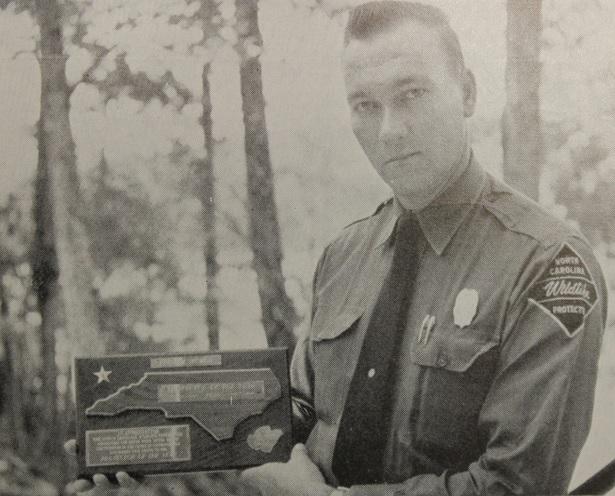 Wildlife Officer Troy M. Sigmon | North Carolina Wildlife Resources Commission, North Carolina