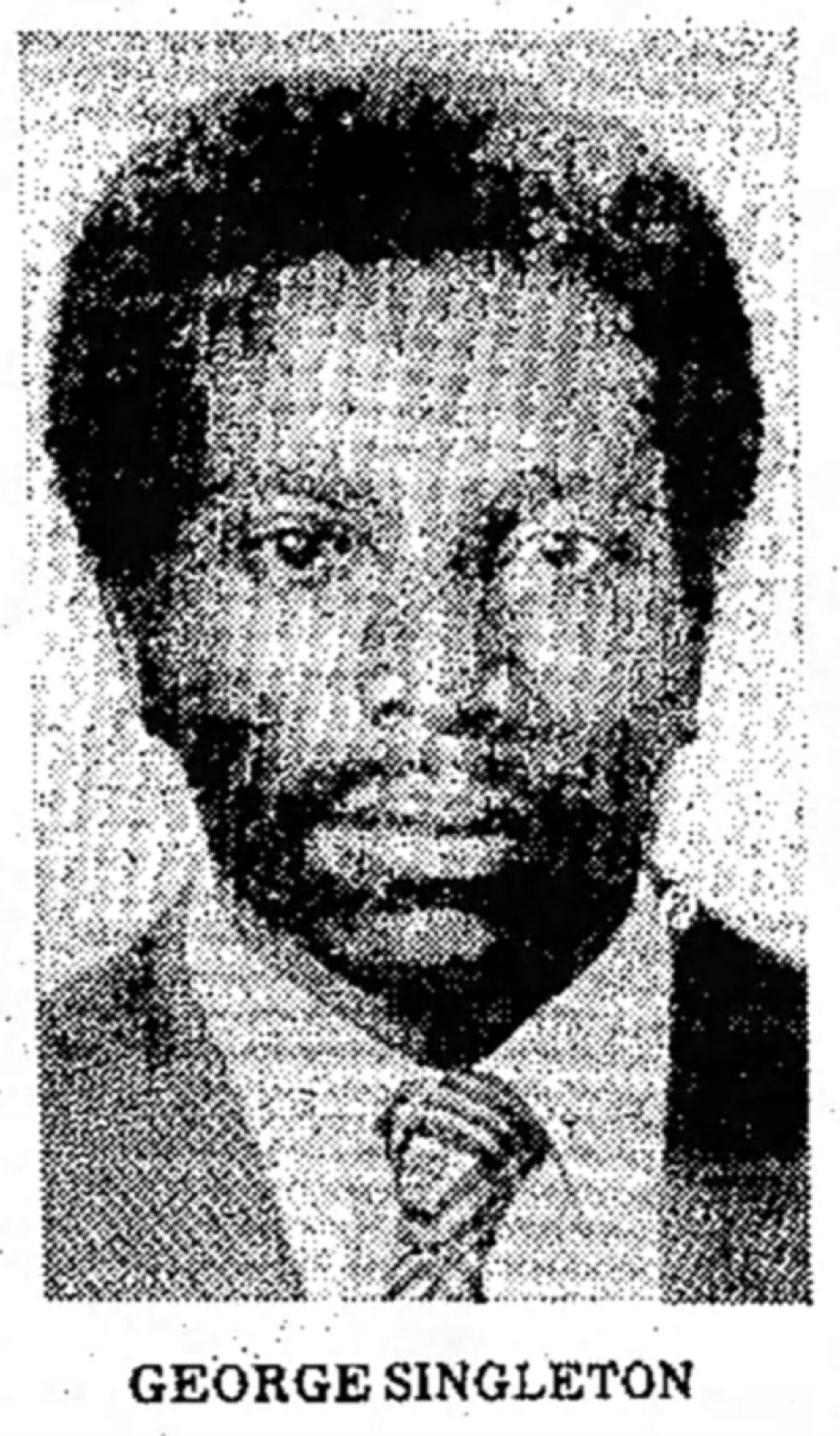 Customs Patrolman George William Singleton | United States Department of the Treasury - Customs Service, U.S. Government