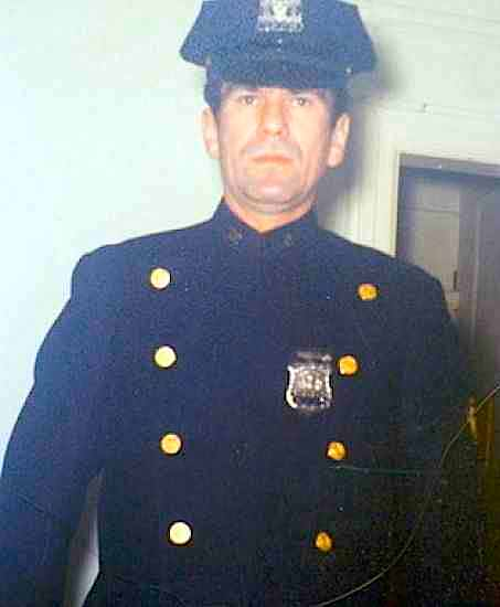 Police Officer John Skagen | New York City Transit Police Department, New York