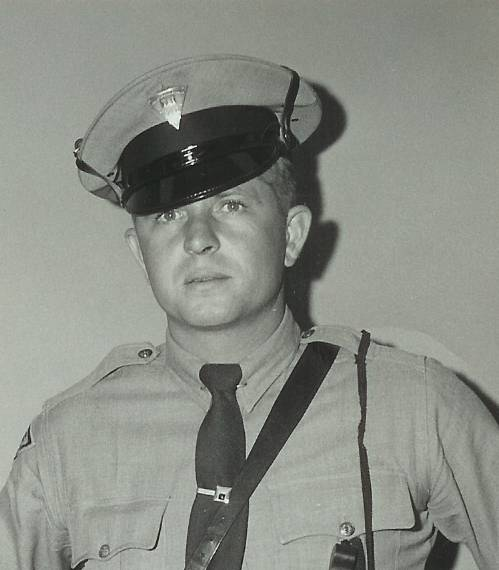 Trooper John W. Staas | New Jersey State Police, New Jersey