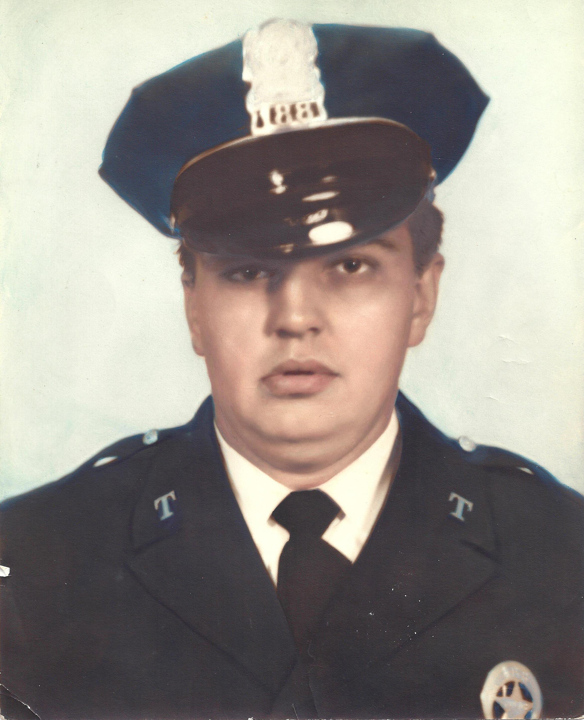 Patrolman Allen Charles Steele | New Orleans Police Department, Louisiana