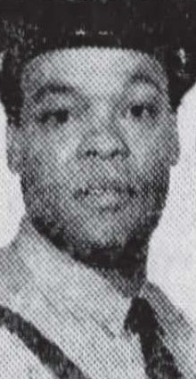 Police Officer Brendt Leroy Stephens | Detroit Police Department, Michigan