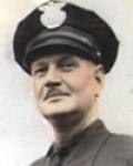 Patrolman Harold Stevens | Toledo Police Department, Ohio