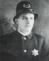 Police Officer Volney L. Stevens   Seattle Police Department, Washington