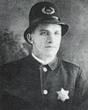 Police Officer Volney L. Stevens | Seattle Police Department, Washington