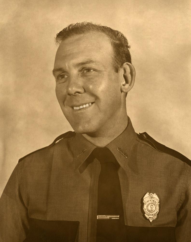 Police Officer William Donald Arndt | Marysville Police Department, Washington