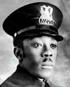 Patrolman Blanton W. Sutton | Chicago Police Department, Illinois
