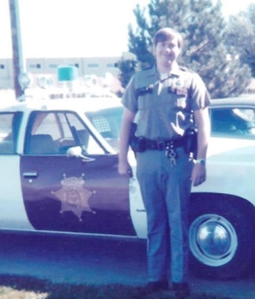 Deputy Sheriff Robert L. Talburt | Washington County Sheriff's Office, Oregon