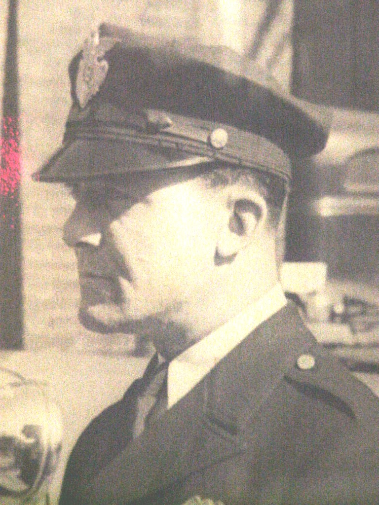 Patrol Officer Erwin E. Tate | Zanesville Police Department, Ohio