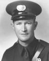 Patrolman Henry R. Taylor   Brenham Police Department, Texas