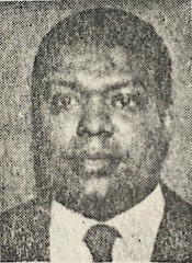 Detective Earl M. Thompson | New York City Police Department, New York
