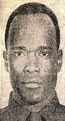 Police Officer Sidney L. Thompson | New York City Transit Police Department, New York