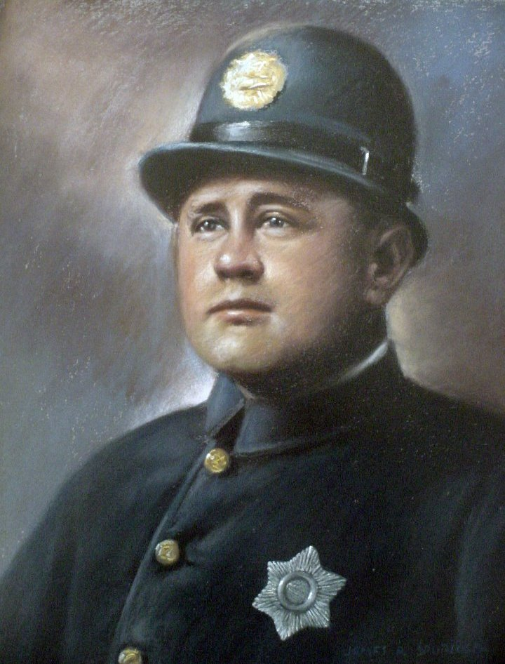Officer W. Roy Thornton | Dallas Police Department, Texas