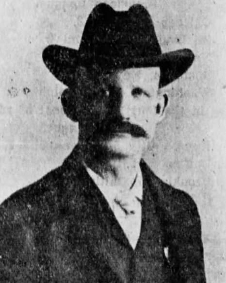 Sheriff Howard V. Trafton   Santa Cruz County Sheriff's Office, California