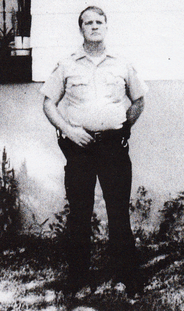 Patrolman John Raymond Tucker | Fort Gay Police Department, West Virginia