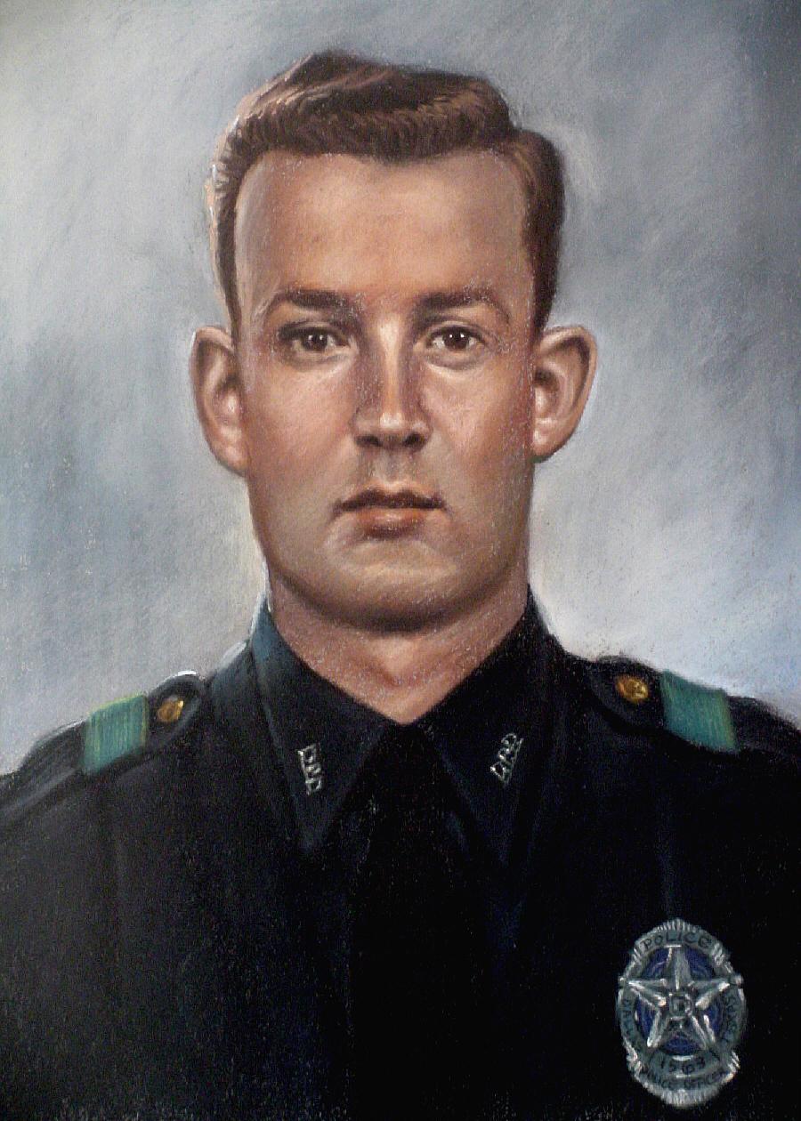 Officer Ray Allan Underwood | Dallas Police Department, Texas
