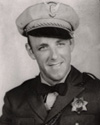 Officer Frederick Wales | California Highway Patrol, California