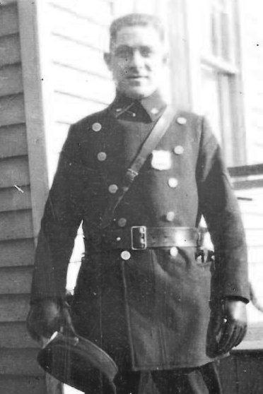 Patrolman Thomas J. Wallace | New York City Police Department, New York