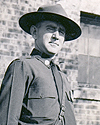 Patrol Inspector Bert G. Walthall | United States Department of Labor - Immigration Service - United States Border Patrol, U.S. Government