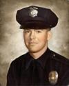 Policeman Roger Renick Warren, Jr. | Los Angeles Police Department, California